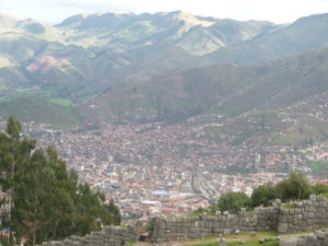 altitude Cusco
