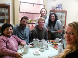 Accommodation in Cusco host family