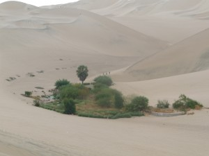 Huacachina south Peru
