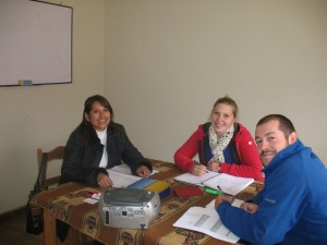 Spanish group course