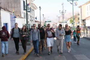 internship in Cusco