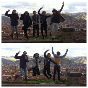 Cusco internship Peru